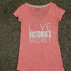Victoria's secret tee